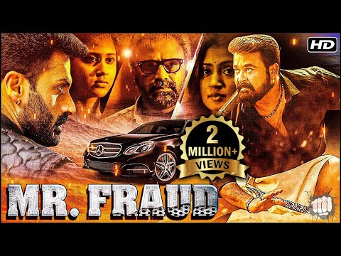Mr. Fraud Full Movie | Latest South Dubbed Hindi Action Movies | Mohanlal, Manjari Phadnis, Dev Gill