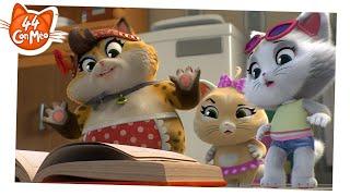 44 Con Mèo   Các khoảnh khắc tuyệt cú mèo của tập phim 18 [CLIP]