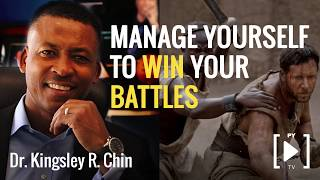 Sunday Inspiration with 876THEDoctor🇯🇲 Manage Yourself and All Your Battles Will Be Won