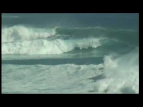 Sandy Beach Hawaii Huge Surf