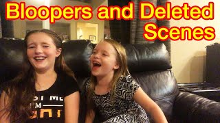 """Bloopers and Deleted Scenes - Body Swap with a 9 year old - """"Rayna"""" (Gender Bender) M2F"""