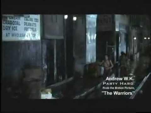 Andrew W.K. - Party Hard Lyrics | MetroLyrics