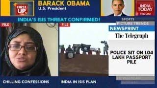 Arrested ISIS Woman Recruiter Reveals Hiring Procedure Details