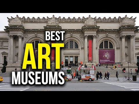 Top 5 Best Art Museums In The United States