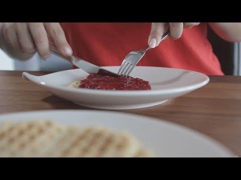 Kulinarični kotiček – Vaflji LCHF
