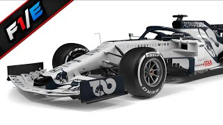 Alpha Tauri F1 2020 Car Launch!!!!