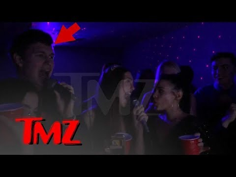 'Baby Driver' Star Ansel Elgort Sings Karaoke for Friend's Birthday | TMZ