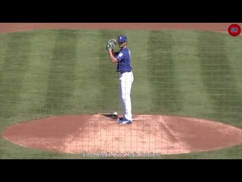 Yu Darvish vs. Diamondbacks 2/26/19