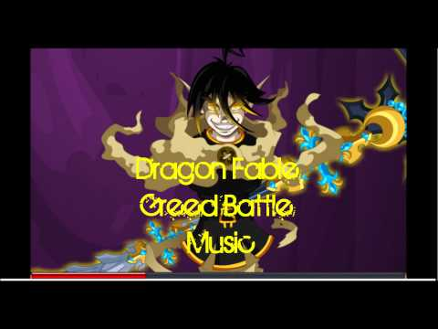 Dragon Fable Greed Battle Music HD