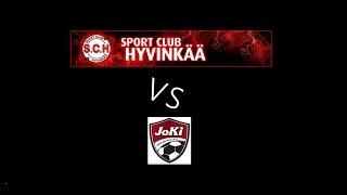 Pojat -07 - SCH Liekit/Kipinät vs JoKi - Kotiturnaus
