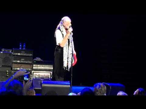 "Fleetwood Mac: ""Mick Fleetwood closing"" Atlanta 12-17-2014"