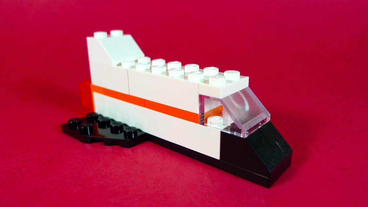 How To Build Lego SPACESHIP