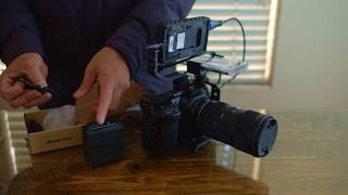 Is This The Best Compact Battery Solution For The BMPCC4k?