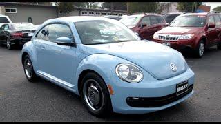 Volkswagen Beetle 2012 Videos