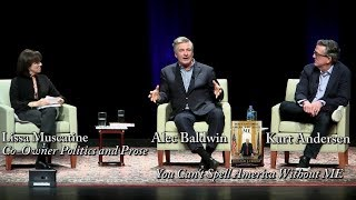 "Alec Baldwin and Kurt Andersen, ""You Can"