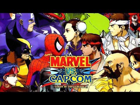 Arcade1Up - Marvel Vs Capcom - How to unlock every secret character from SosaFamBamBam