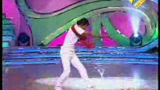 dharmesh as Jitendra dancing.flv