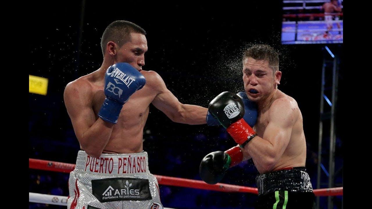 Juan Francisco Estrada vs Carlos Cuadras - Highlights - YouTube