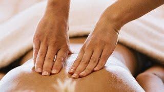 Массаж при остеохондрозе грудного отдела позвоночника(Массаж при остеохондрозе грудного отдела позвоночника поможет снять напряженность и спазм мышц., 2015-12-25T05:22:39.000Z)