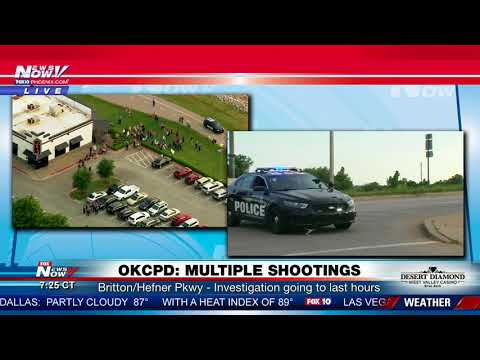 BREAKING: 2 Shot, Suspect Killed at Oklahoma City bar and restaurant (FNN)