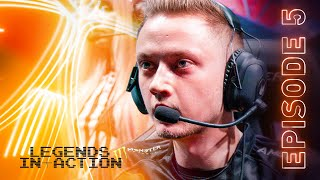 Behind the Backdoor | Legends in Action 2019 - Episode 5