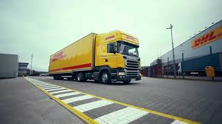 Gambar cover DHL Smart Warehouse