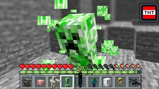 Minecraft but you can Eat Mobs