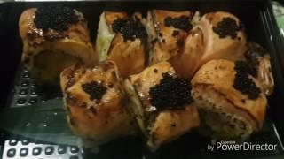 Vlog Вкусные суши Обзор заказ суши по мобильному приложению Якитория 30 %(Влог доставка, заказ суши из Якитории / мобильное приложение Якитория / Обзор пришедшего заказа #суши#yakitoriuy#..., 2016-08-15T12:48:37.000Z)