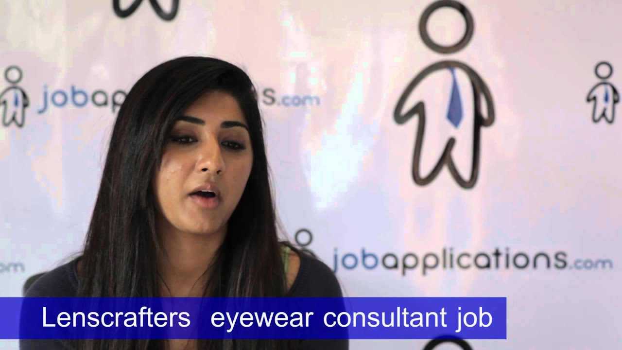 LensCrafters Sales Associate - Salary and Job Description