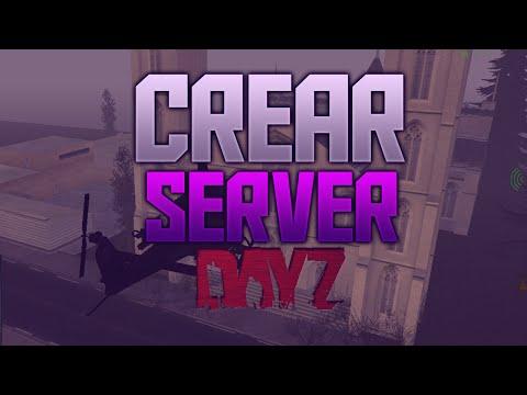 how to create dayz lan server
