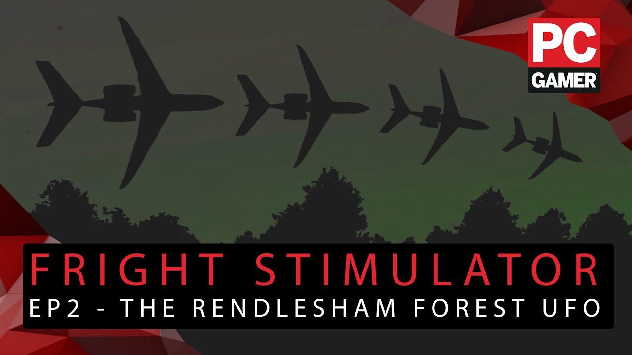 Fright Stimulator E02: The Rendlesham Forest UFO Incident