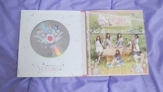 [HD] APink Autographed Secret Garden 3rd Mini Album Unboxing