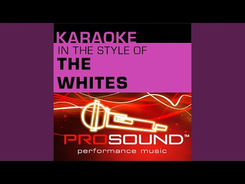 Keep On The Sunny Side (Karaoke With Background Vocals) (In the style of Whites)