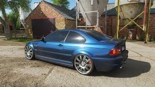 Forza Horizon 4 - 580HP BMW M3 E46 - Test Drive - 1080p60FPS