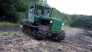 ДТ-75 - есть еще порох в пороховницах! #Сельхозтехника ТВ