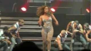 Jennifer Lopez Live Concert Chile 2012