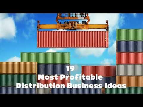 19 Most Profitable Distribution Business Ideas | Sameer Gudhate