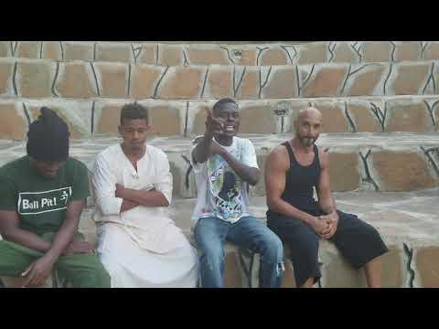 King Kamonzi and Ohms Law Montana freestyle at Swahili Pot Coast, Mombasa, Kenya!