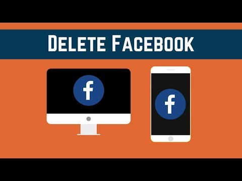 How to delete facebook completely for dummies