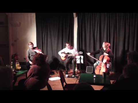 Stomping at the Ajani (Christian Miller) - Balagan Cafe Band