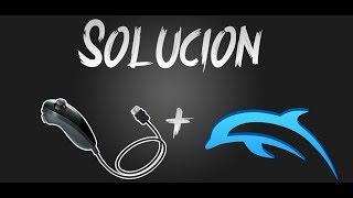 Solución | Configurar Nunchuk Dolphin | Nunchuk no detectado