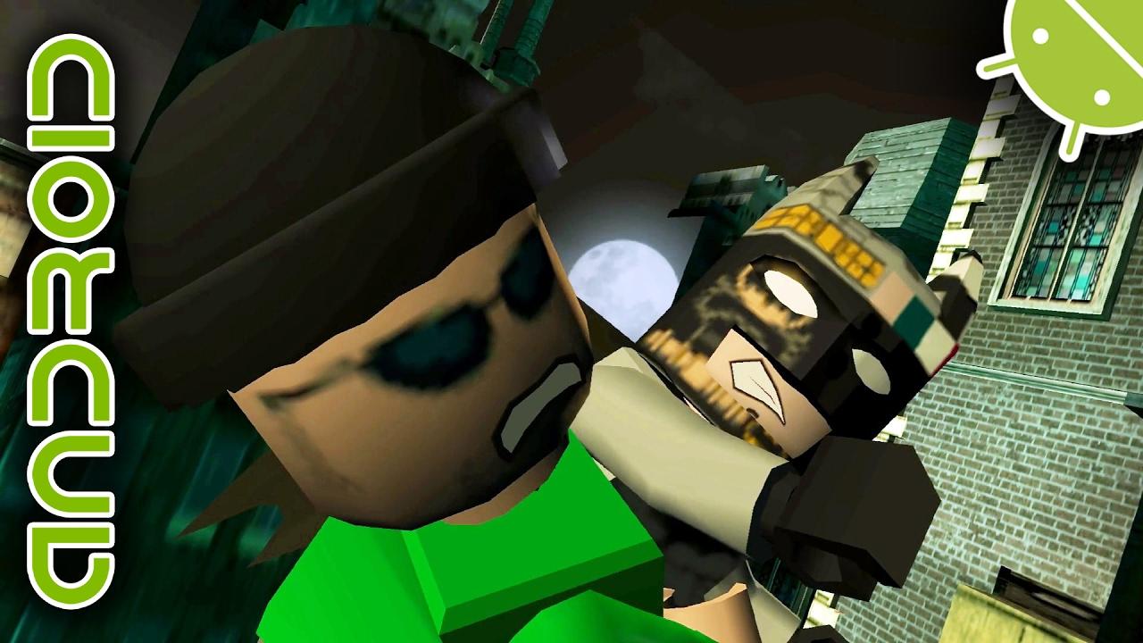Lego Batman: The Video Game   NVIDIA SHIELD Android TV ...