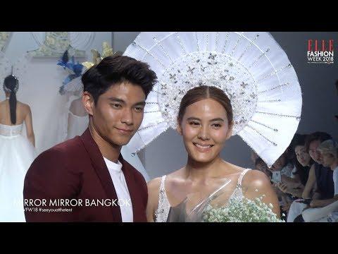 MIRROR MIRROR BANGKOK | ELLE FASHION WEEK Fall/Winter 2018