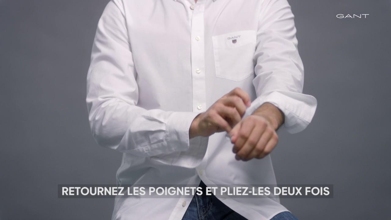 Manches Gant Comment Retrousser Bien fr Youtube Vos IxZwaq