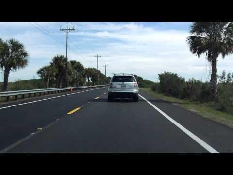 Tamiami Trail (US 41 from Naples to Miami) eastbound (Part 3/9)