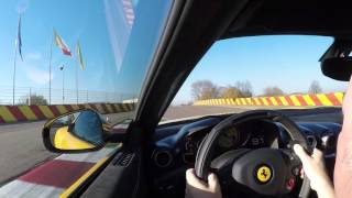 2016 Ferrari F12 tdf at Fiorano
