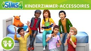 Die Sims 4 Kinderzimmer-Accessoires: Offizieller Trailer