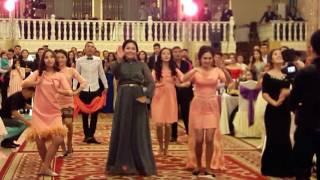 Свадьба в Таразе. Супер флешмоб!!!