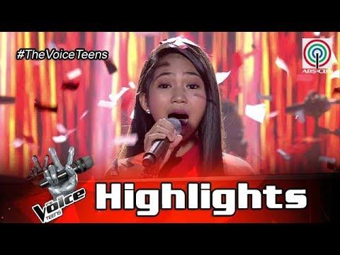 The Voice Teens Philippines Winning Moment: Jona Soquite from Team Sarah