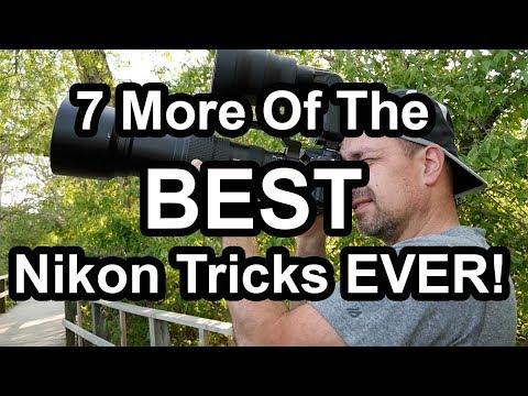 7 Tips and Tricks for Nikon Cameras